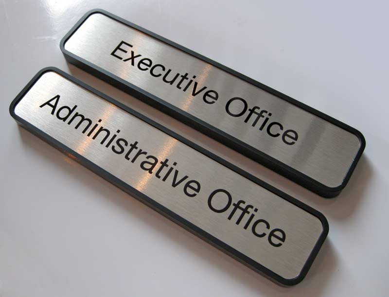 administrative office signs - Office Signage