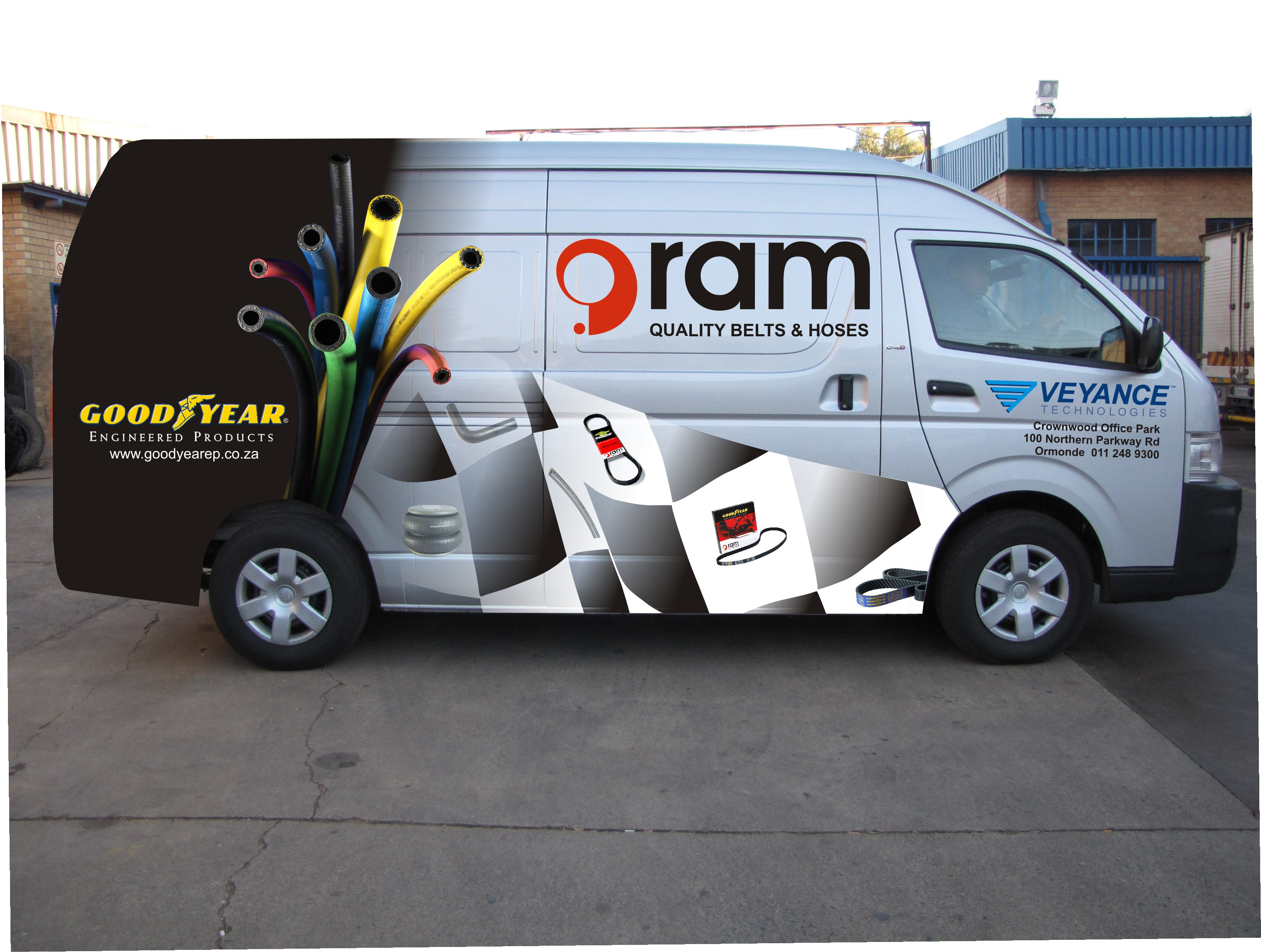 Why Our Wraps Are Better Than Paint Signage Johannesburg