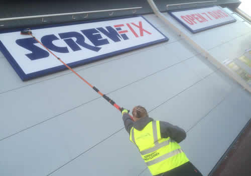 signage cleaning - Signage Cleaning